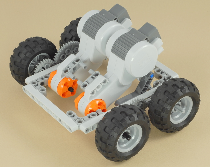 lego mindstorms ev3 race car building instructions