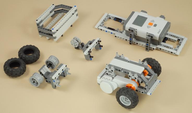 Nxt Modular Test Vehicle Mtv