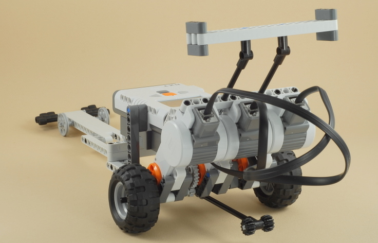 NXT Dragster