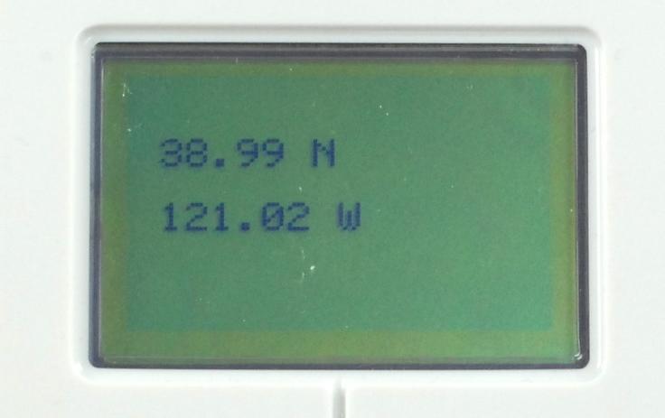 NXT Fake GPS Receiver