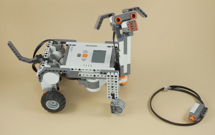 "nxt robot projects Robotcnet blog robotc news archive luckily, there are many great robotc projects on robotcnet moreover ""a lego nxt robot that uses one lego nxt."